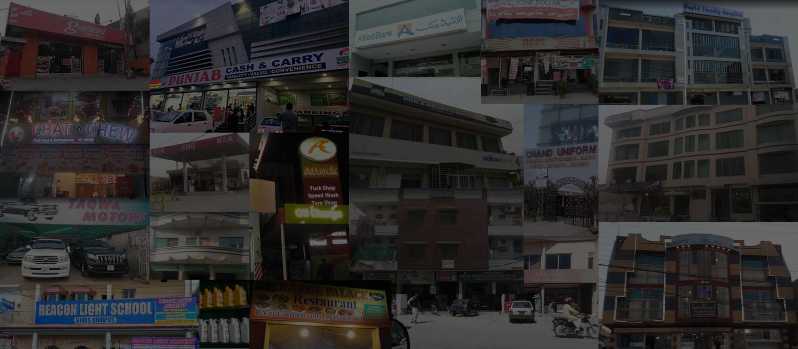 Main page - Business Directory of Range Road Rawalpindi